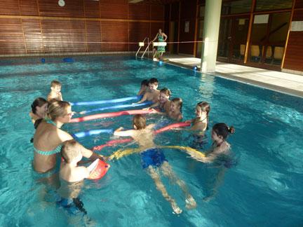 schwimmen spiele im unterricht